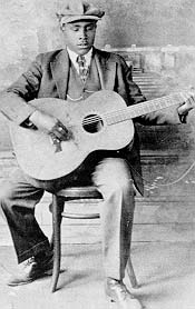 Blind Willie McTell, c. 1927