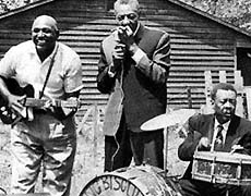 Sonny Boy Williamson II & King Biscuit Time Show
